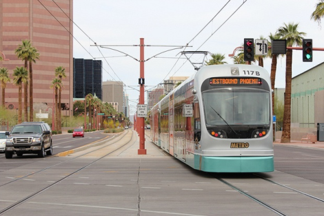 The Mayor of Phoenix Talks About Better Transit in a Car-Reliant City