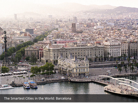 The Smartest Cities In The World